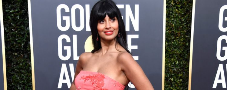 Press: Jameela Jamil Says E! Messing Up Her Name Made Her Night at the Golden Globes 2019