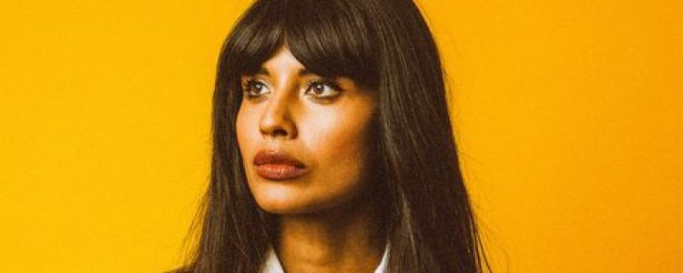 Press: Jameela Jamil Is in a Much Better Place Now