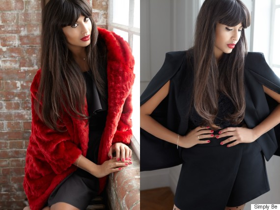 Press: Jameela Jamil Launches Size Inclusive Clothing Line With Simply Be
