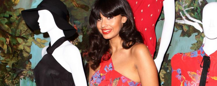 Press: Jameela Jamil launches her fashion line for Very
