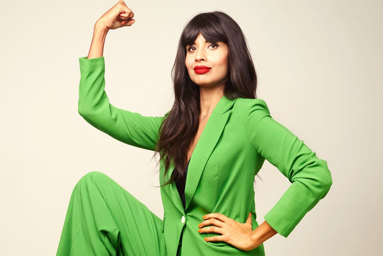 Press: Jameela Jamil Wants You to Sign Petition Banning Detox Diets On Social Media